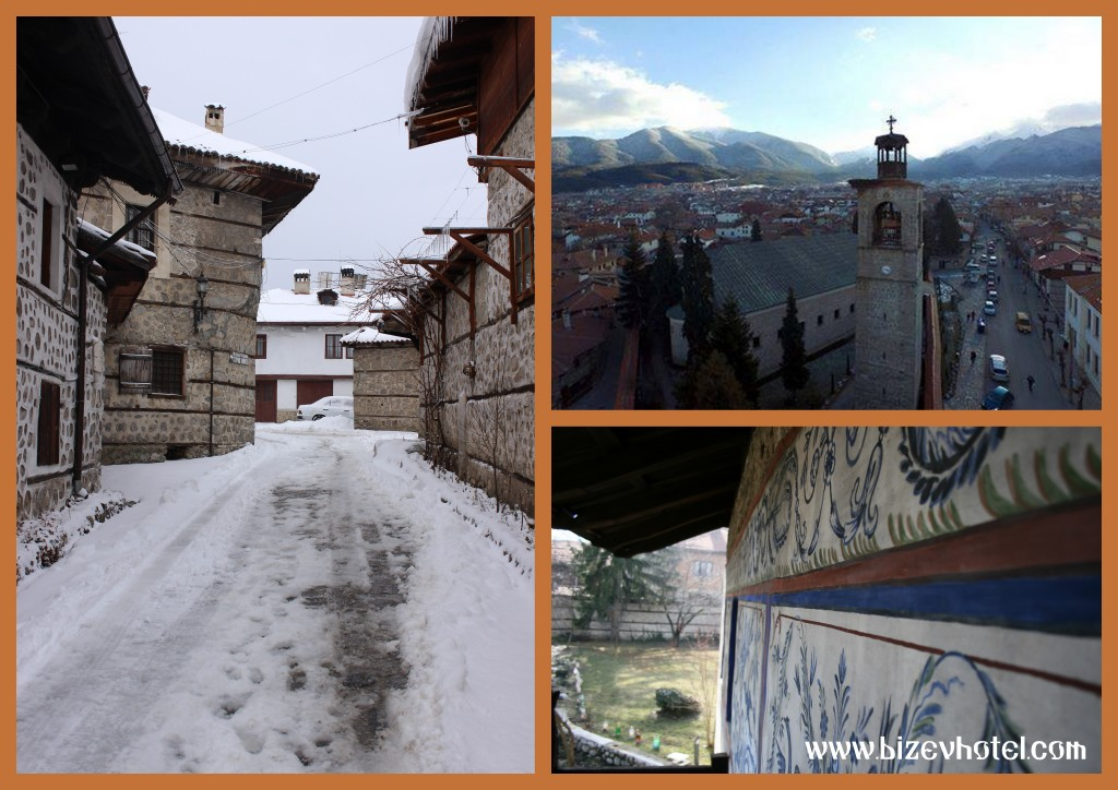 The old town of Bansko